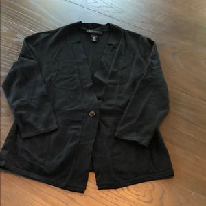 Awesome XS WHBM Black Cardigan Excellent